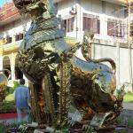 Huge Guardian Lion