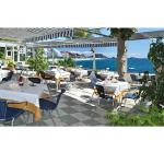 Terraza restaurante Hotel Arrayanes Playa