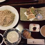 Soba Noodle Dish Kaya