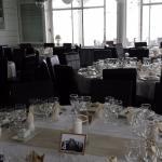 Salle à manger/deco réception mariage