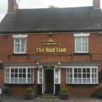 The Red Lion, Repton
