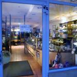 Bäckerei ,Konditorei und Café des Hotels Neuer