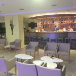 Bar og restaurant.