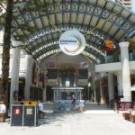 Shopping Mall at Surfers Paradise