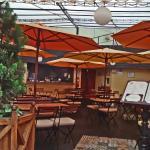 The restaurant Café tarata