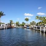 View from Gulf of RV park
