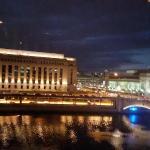 Bistro St Tropez 4th floor vista
