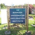 Institute sign