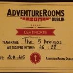 AdventureRooms Dublin Photo