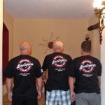 Our Three Hooliganz....just had to have the shirt!