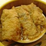 Tofu skin rolls