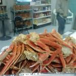 Really big crablegs