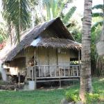 beach front nipa house, BAD!