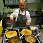 Christine Luckhardt macht Ofenplätze