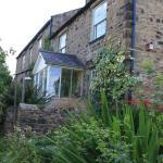 Bridge House and garden