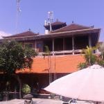 Antennenpark auf dem Haupthaus