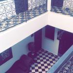 Riad Elizabeth Foto