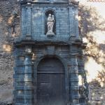 L'ancienne porte d'entrée