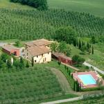 Podere Torricella farmhouse 18 km west of Florence