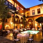 Authentic Ottoman mansion offering quiet and luxurious accommodation for our valued guests.