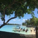 Vue à partir du Beach Club