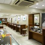 Interior of Gold Palace Jewelers (hotel area location)