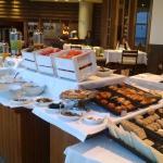 Mesa de desayuno... infinidad de opciones.