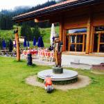 Bergrestaurant Winteregg Foto