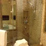 Душевая в ванной комнате