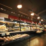 Deli-Coffee Shop area offering a variety of fresh quality items