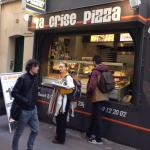 Photo de La Crise Pizza