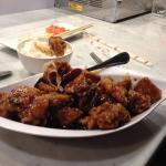 General Tso's Chicken.