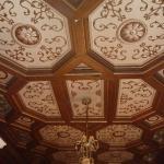 Decoración del techo