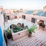 Rooftop, Riad l'Oiseau du Paradis