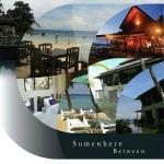 Seashell restaurant and beach side