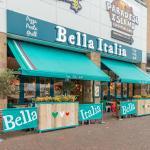 Bella Italia Sheffield Exterior