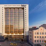 Foto de Radisson Blu Belorusskaya Hotel