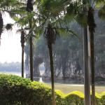 Liu Sanjie Landscape Garden of Guilin Foto