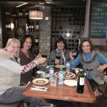 En DANICA con amigas!!!