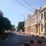 Rua do hostal