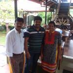 with Biju Chettan