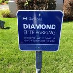 Diamond Elite Parking Spot