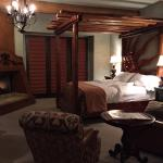 Our room- Sagebrush Villa