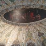 soffitto affrescato