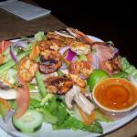 My Shirmp Salad