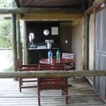 Scenes from the Tamboti tented camp