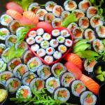 Sushi for Wedding