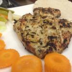 Irani Chicken Steak