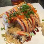 Lunch special, crunchy crab roll, Devine!