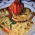 Macanese lobster noodle